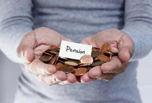 Spara till pension