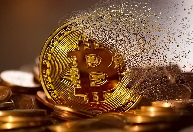 Bitcoins historia